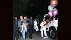 सामने आई अराध्या बच्चन की बर्थडे की PHOTOS, करण जौहर समेत कई सेलेब्स ने की बच्चों के साथ शिरकत