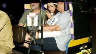 Malaika Arora Enjoys Auto-Rikshaw Ride With Parents as She Does Away With Her Luxury Car