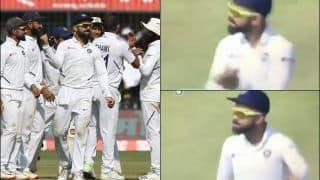 Virat Kohli Asks Crowd to Cheer For Mohammed Shami During 1st Test Between India-Bangladesh at Indore, Warm Gesture Will Win Your Heart | WATCH VIDEO