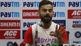 Ind vs ban virat kohli responds to the question of indias performance is equivalent to 70s west indies team