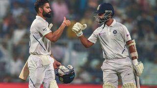 Pink-Ball Test: Virat Kohli Smashes Ricky Ponting's Record With 27th Test Century at Eden Gardens