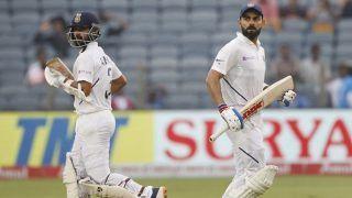पिंक बॉल पर नजरें मजबूत करने के लिए भारतीय बल्लेबाजों ने नेट्स में लगाई ये चीज