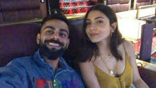 Virat Kohli Goes Out on Movie Date With 'Hottie' Anushka Sharma, Shares Lovey-dovey Picture