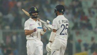 Pink Ball Test India vs Bangladesh 2019: Virat Kohli Rock Solid as India Dominate Day 1