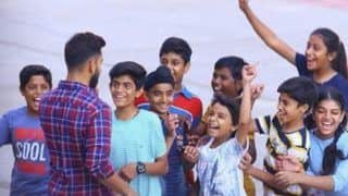 Virat Kohli Shares Special Message on Children's Day, Urges Parents to Allow Kids to Play | WATCH VIDEO