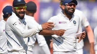 Bharat Arun Has Special Words of Praise For Ishant Sharma, Umesh Yadav and Mohammed Shami