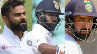 India vs bangladesh 2019 virat kohli rohit sharma cheteshwar pujara