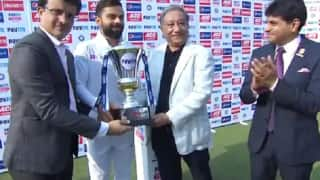 Learnt To Stand Up, Give it Back: Virat Kohli Credits Sourav Ganguly for Winning Habit
