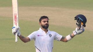 India vs Bangladesh Pink-Ball Test: Virat Kohli's Ton Consolidates India's Lead Against Bangladesh, Guides Hosts to 289/4 at Lunch