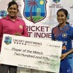 Dream11 Team WI-W vs IN-W 4th T20I 2019 - India Women Tour of West Indies Cricket Prediction Tips For Today's 4th T20I West Indies Women vs India Women at Providence Stadium in Guyana 11:00 PM IST