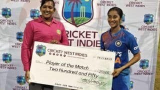 Dream11 Team West Indies Women vs India Women 4th T20I