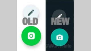 WhatsApp beta for Android brings new camera icon and fix for voice message bug