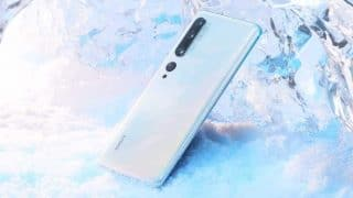 Xiaomi Mi Note 10 India launch teased, will feature 108-megapixel main camera