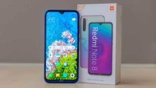 Redmi Note 8 series next sale at 4PM today: Price in India, features, availability, sale details