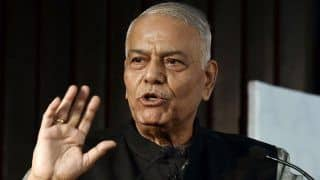 Yashwant Sinha-led Group Barred From Moving Out of Srinagar Due to Terror Threat