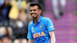 Yuzvendra Chahal 4 Wickets Away From Reaching 50 Wickets in T20Is