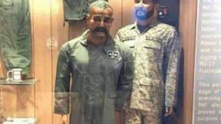 Seriously! Pakistan War Museum Displays Abhinandan's Mannequin Next to Tea Cup