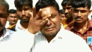 Maharashtra Farmer Forced To Sell Onions At Rs 8 Per Kg, Breaks Down | Watch Video