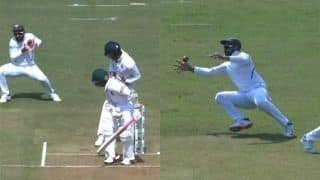 Ajinkya Rahane Drops Three Catches at Slips on Day 1 of India vs Bangladesh Test; Frustrated Netizens Take at Dig at His Move to Delhi Capitals | SEE POSTS