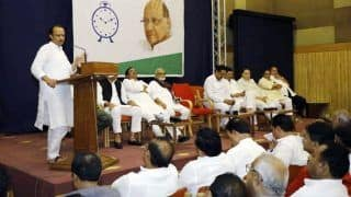 After Returning to NCP Fold, Ajit Pawar Guides Party MLAs, Says 'We Are United'