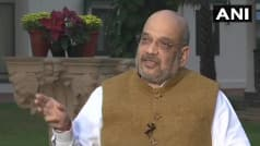 Governor Has Not Denied Chance to Anyone,    Amit Shah Breaks Silence on Maharashtra Logjam