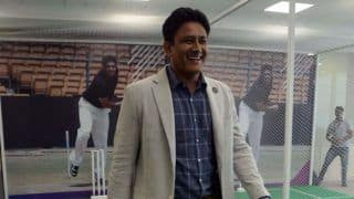 Never Got Sledged Because I Was Friends With Shane Warne: Anil Kumble