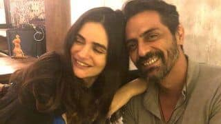 Gabriella Demetriades Wishes Arjun Rampal on His 47th Birthday With a Lovely Note And Photos