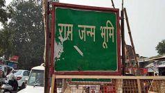 राम मंदिर के निर्माण के लिए ट्रस्ट के गठन की एक हफ्ते के अंदर संभावना, कैबिनेट की मंजूरी जल्द