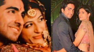 Ayushmann Khurrana And Tahira Kashyap Celebrate 11th Wedding Anniversary With Pretty Old Photos And Quirky Captions