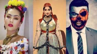 Halloween 2019: Sonam Kapoor-Anand Ahuja as Anarkali-Salim, Sunny Leone-Daniel Weber as Frida and Sid, Check Who Wore What