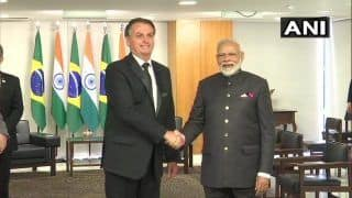 Brazil President Jair Bolsonaro Accepts Modi's Invitation to be R-Day Chief Guest