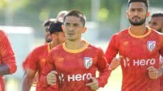 FIFA World Cup Qualifier: Despite Confident Unit, India Captain Sunil Chhetri Wary of Afghanistan Threat