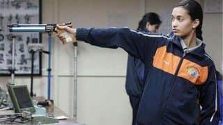 Shooter Chinki Yadav Fires Career-Best to Bag Tokyo Olympics Quota