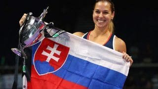 Former World No.5 Dominika Cibulkova Announces Retirement