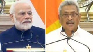 PM Modi Announces USD 400 Million Credit Line For Sri Lankan Economy, USD 50 Million For its Security