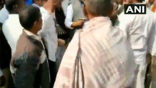 झारखंड चुनाव: बीजेपी समर्थकों से बहस, कांग्रेस उम्मीदवार ने लहराया पिस्टल, सामने आया ये VIDEO