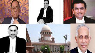 Ayodhya Verdict: अयोध्या मसले में सुप्रीम कोर्ट के इन पांच जजों ने सुनाया ऐतिहासिक फैसला