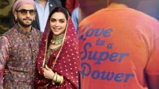 'You Are my Super Drug'! Deepika Padukone is Love Bound as She Posts Ranveer Singh's Photo on Instagram