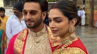 दीपिका पादुकोण ने अपनी Wedding Anniversary पर क्यों पहनी लाल रंग की साड़ी, जानिए क्या है वजह?