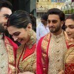 Deepika Padukone And Ranveer Singh Wedding Anniversary: Celebrities And Fans Pour in Wishes For DeepVeer