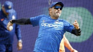 There Is Enough Time to Decide About MS Dhoni   s Future: BCCI President Sourav Ganguly