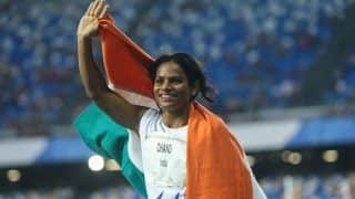 'On The Track, Dutee Chand Sprints. Off The Track, She Fights' - India's First Openly Gay Athlete Makes it to TIME 100 Next List