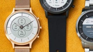 Fossil Hybrid HR with e-paper display, two weeks battery life launched; coming to India on November 18