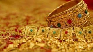 Gold Prices Down on Sixth Consecutive Day by 0.05% to Rs 37,551 Per 10 Gram on MCX