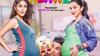 Good Newwz: Kareena Kapoor-Kiara Advani Flaunt Baby Bump as Akshay Kumar-Diljit Dosanjh Promise Comedy of Confusion