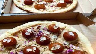 पाकिस्तान से निकला Gulab Jamun Pizza, सोशल मीडिया पर वायरल, क्या खाएंगे आप?