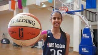 India's Harsimran Kaur First Ever From Academies Women's Program to Attend NBA Global Academy in Australia