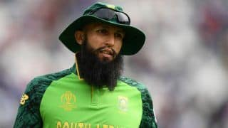 Surprised That Kolpak is Being Blamed For South Africa's Recent Struggles: Hashim Amla