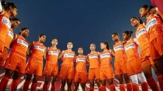 Hockey India Name 33-member Core Probables For Senior Women National Camp