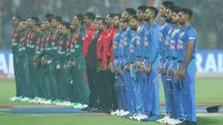 Sourav Ganguly Thankful to India And Bangladesh Cricketers For Playing in Tough Conditions